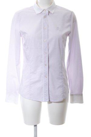 Bogner Jeans Long Sleeve Shirt white-purple