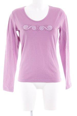 Bogner Jeans Longsleeve pink Casual-Look