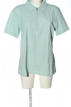Bogner Jeans Polo Shirt turquoise casual look