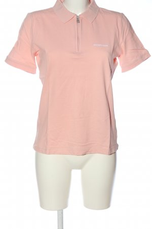 Bogner Jeans Camiseta tipo polo nude look casual