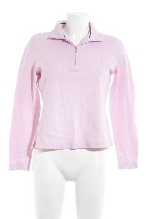 Bogner Jeans Polo rose-rose clair coton