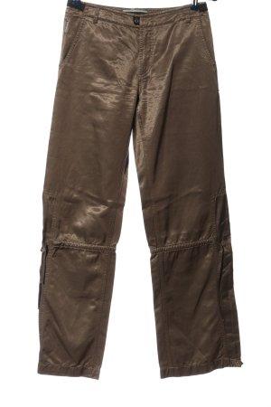 Bogner Jeans Stoffen broek brons casual uitstraling