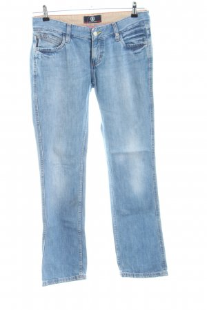Bogner Jeans Straight-Leg Jeans blau Casual-Look