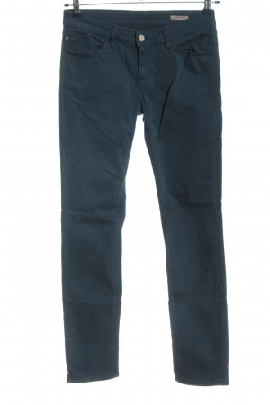Bogner Jeans Jeans a gamba dritta blu stile casual