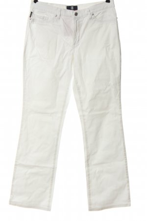 Bogner Jeans Straight-Leg Jeans weiß Casual-Look