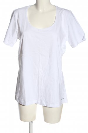 Bogner Jeans T-Shirt weiß Casual-Look