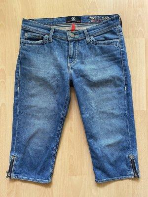 Bogner Pantaloncino di jeans blu