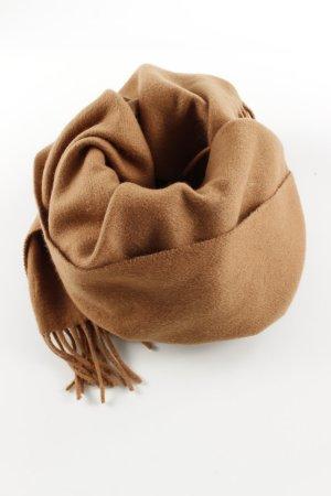 Bogner Kaschmirschal bronzefarben Casual-Look