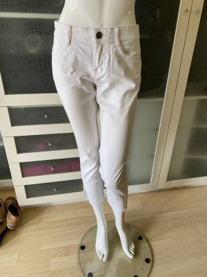 Bogner Jeans a vita alta bianco