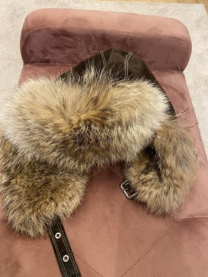 Bogner Fire + Ice Fur Hat beige-brown