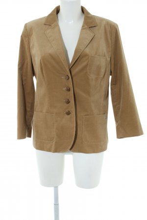 Bogner Kurz-Blazer braun Business-Look