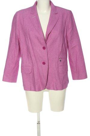 Bogner Korte blazer roze casual uitstraling