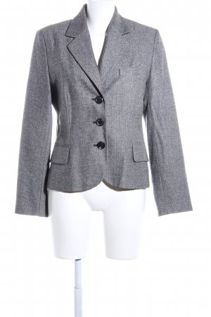 Bogner Kurz-Blazer hellgrau Business-Look