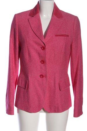 Bogner Kurz-Blazer pink meliert Elegant