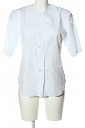 Bogner Camicia a maniche corte bianco stile casual