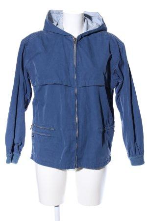Bogner Kurzjacke blau Casual-Look