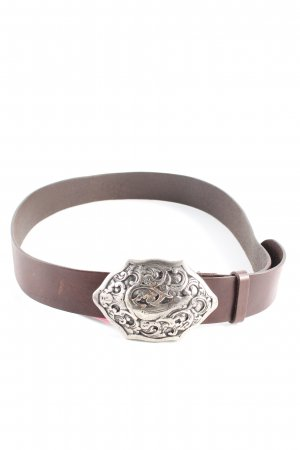 Bogner Leather Belt brown casual look