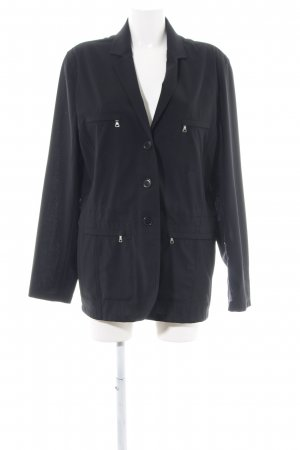 Bogner Long-Blazer blau Casual-Look