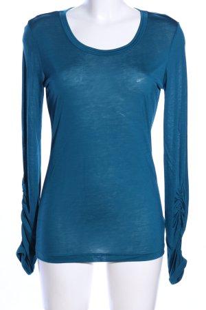 Bogner Longsleeve blau Casual-Look