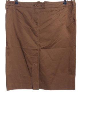 Bogner Spódnica midi brązowy W stylu casual