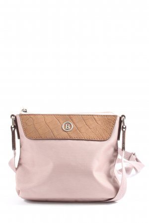 Bogner Minitasche pink-braun Casual-Look