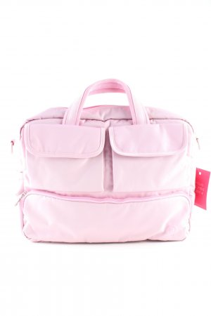 Bogner Notebooktasche pink Casual-Look