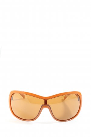 Bogner ovale Sonnenbrille