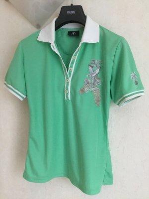Bogner Polo shirt veelkleurig Polyester