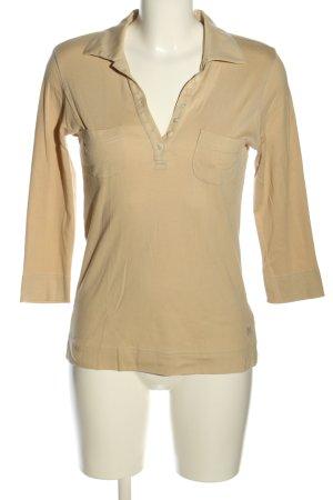 Bogner Polo-Shirt creme Casual-Look
