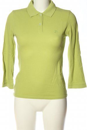 Bogner Polo-Shirt grün Casual-Look