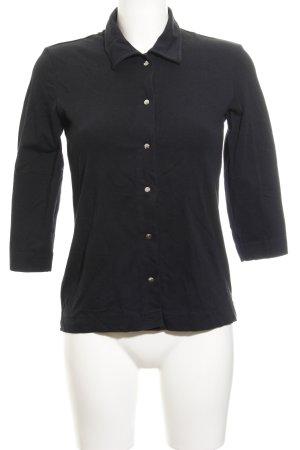 Bogner Polo-Shirt dunkelblau Marine-Look