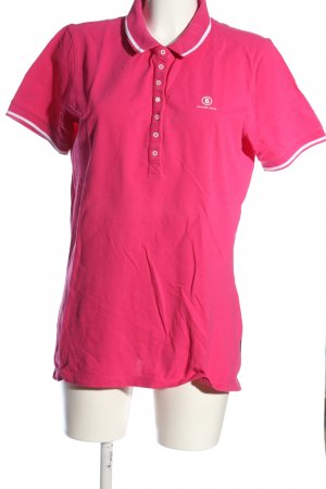 Bogner Polo-Shirt pink Casual-Look