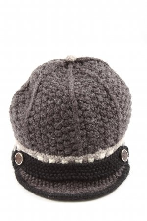 Bogner Gorro con borla multicolor look casual