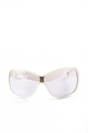 Bogner Retro Glasses light grey-bronze-colored casual look
