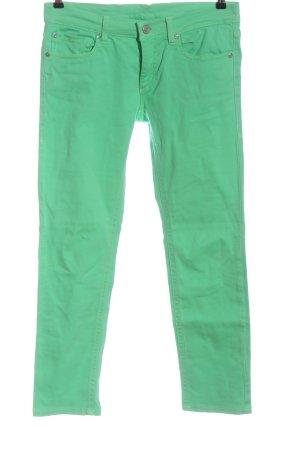 Bogner Röhrenhose grün Casual-Look