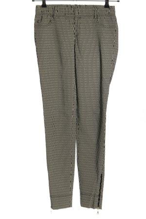 Bogner Drainpipe Trousers black-natural white mixture fibre
