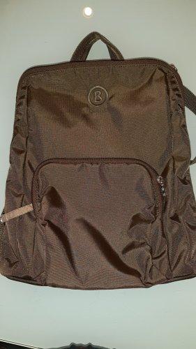Bogner Zaino laptop marrone-grigio-ocra