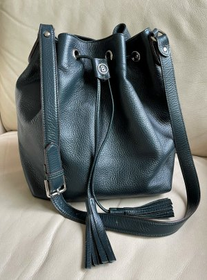 Bogner Pouch Bag multicolored leather