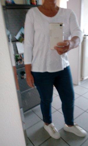 Bogner Camisa tipo túnica blanco