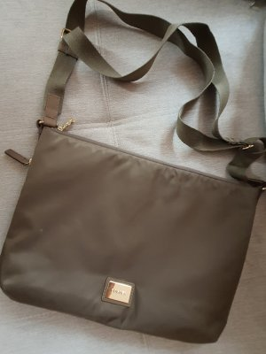Bogner Laptop bag grey brown
