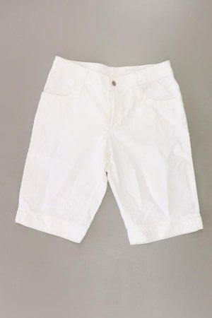 Bogner Shorts natural white cotton