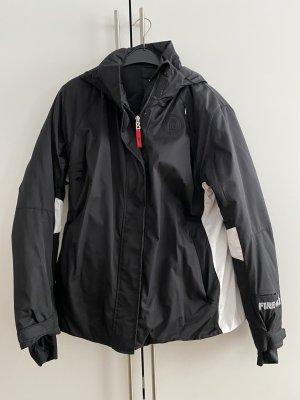 Bogner Fire + Ice Sportjack zwart-wit