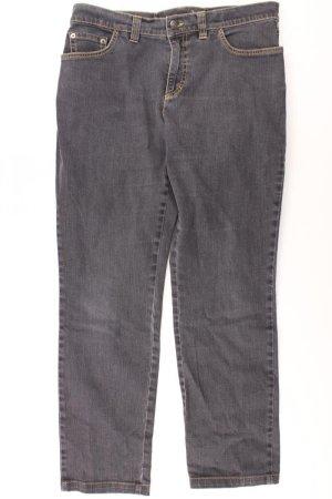 Bogner Skinny Jeans Größe US 12 braun aus Baumwolle