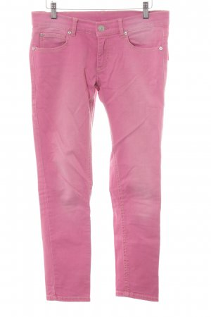 Bogner Skinny Jeans violett Casual-Look
