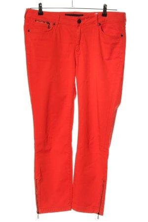 Bogner Slim Jeans rot Casual-Look