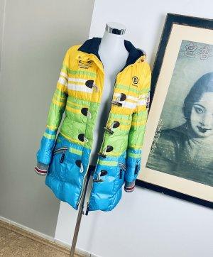 Bogner Manteau en duvet multicolore