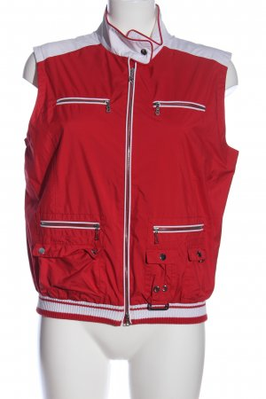 Bogner Sports Vests white-red casual look
