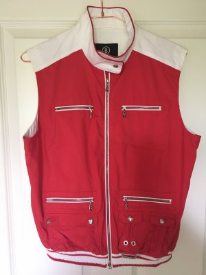 Bogner Sports Vests white-red