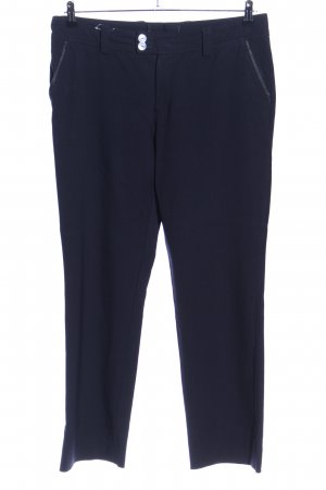 Bogner Stoffhose blau Casual-Look