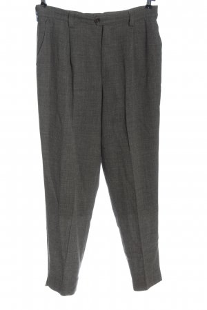 Bogner Jersey Pants black-natural white flecked business style